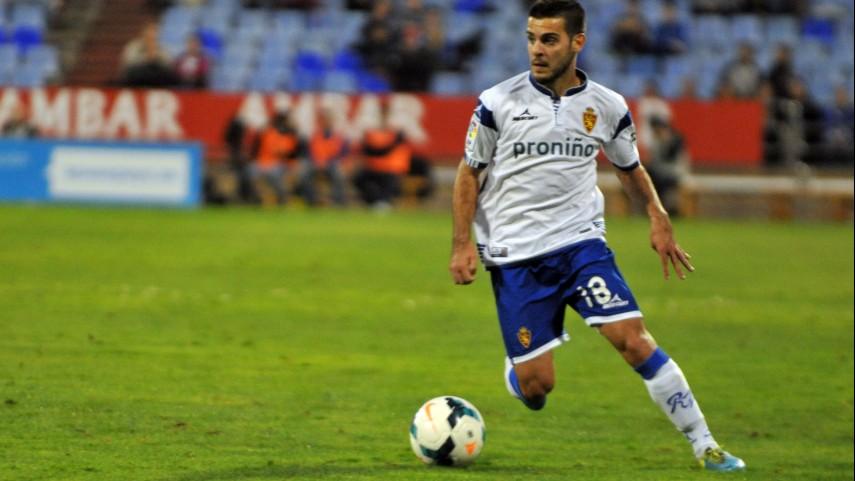 El Zaragoza sorprende a Las Palmas
