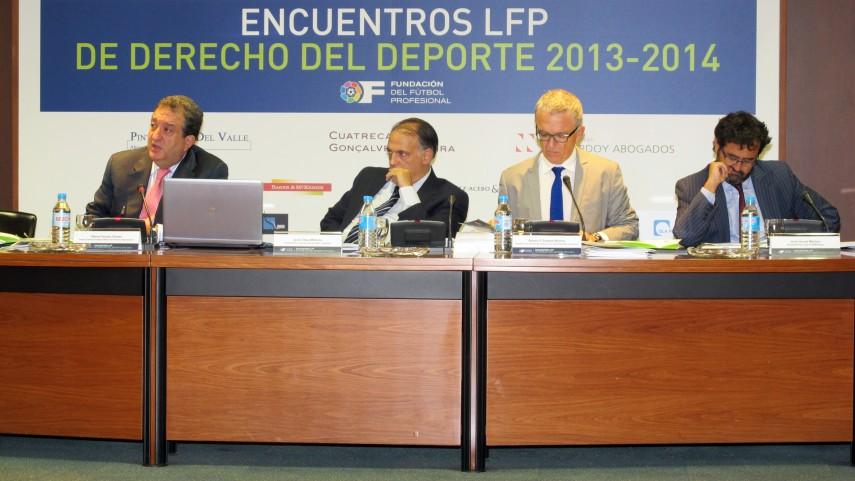 III Encuentro LFP de Derecho y Deporte