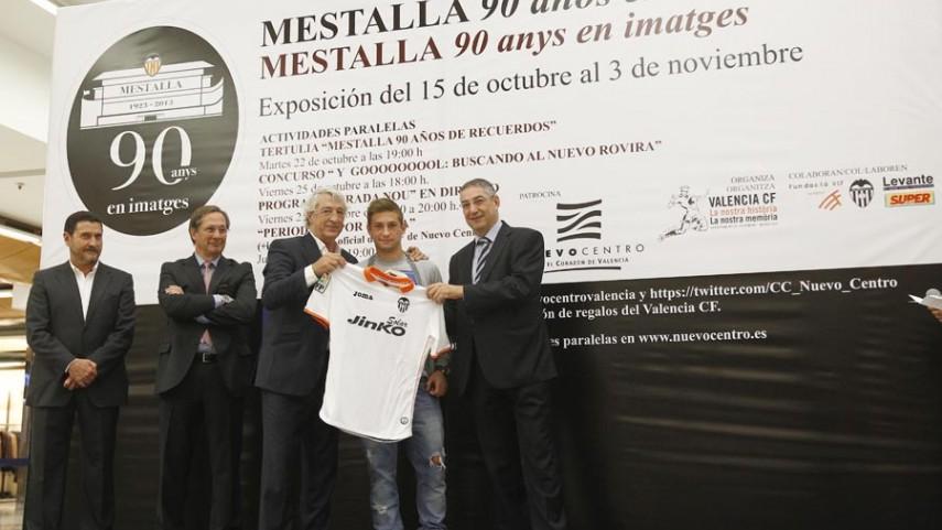 El Valencia repasa su historia