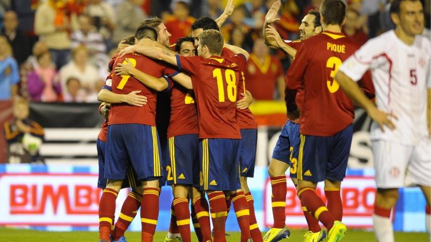 España defenderá su corona en Brasil