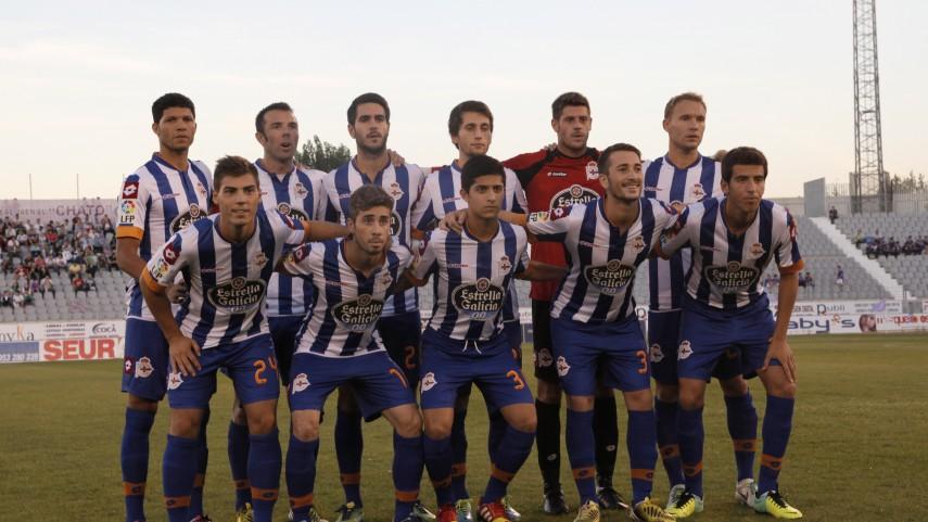 Salomão y Toché, presentados en el Deportivo