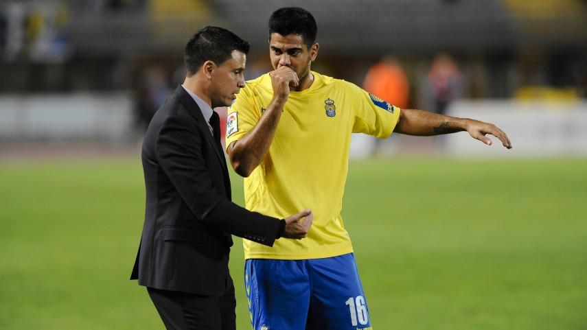 Sólo faltó el gol en Gran Canaria