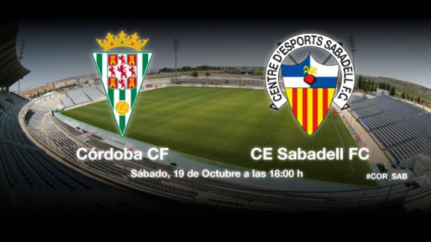 El Córdoba busca reaccionar en casa