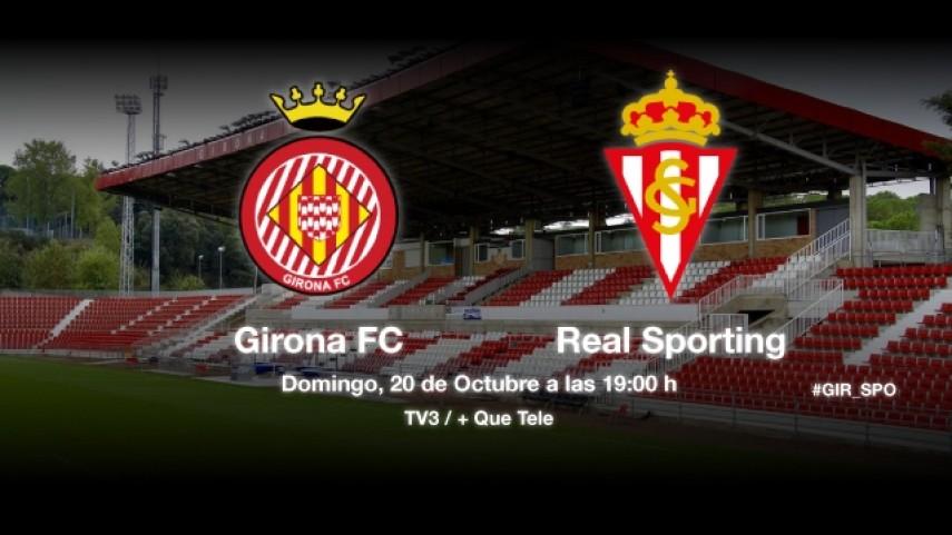 El Girona, a romper la mala racha