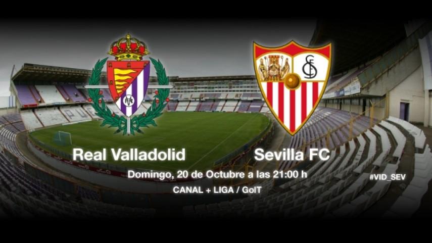 El Valladolid, a cortar la racha del Sevilla