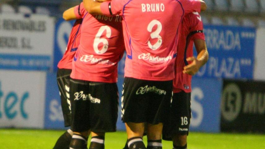 Bruno salva un punto para el Tenerife