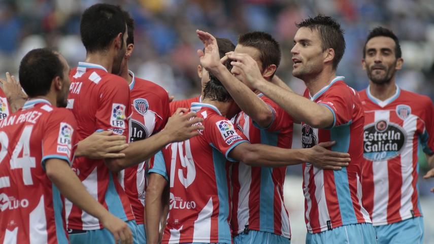 El Lugo saca tres valiosos puntos de El Toralín