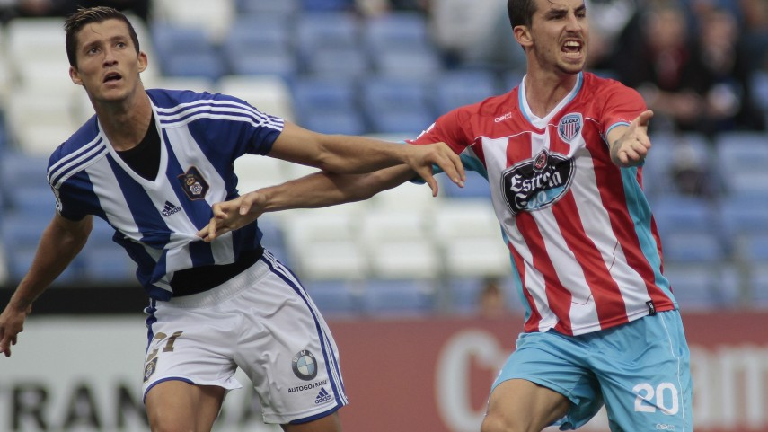 Rennella y Díaz conectan con el gol