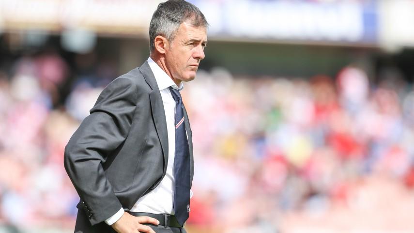 Lucas Alcaraz deja de ser entrenador del R. Zaragoza