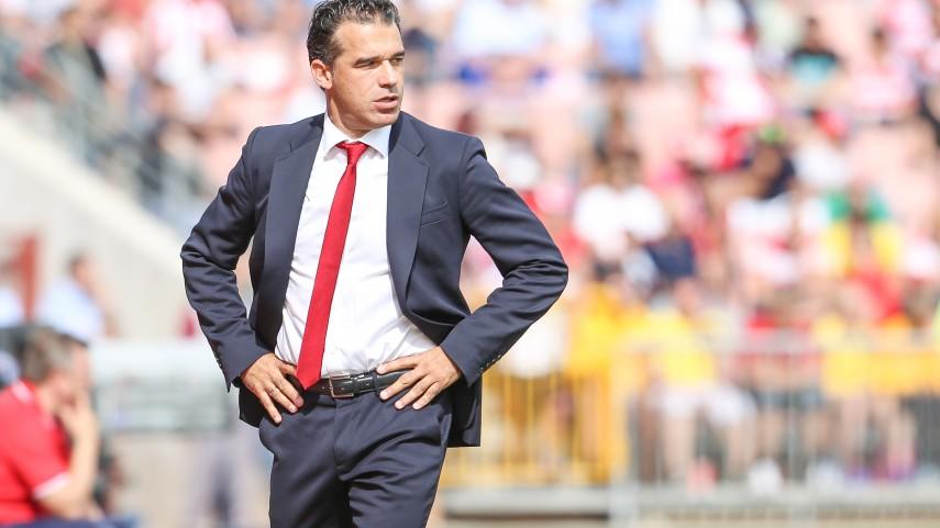 Luis García, destituido en el Getafe