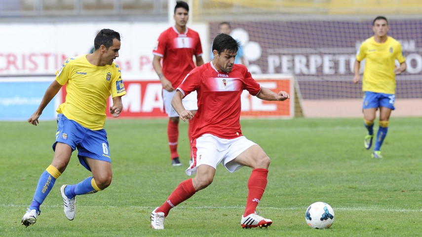 El gol se resistió en el Estadio de Gran Canaria