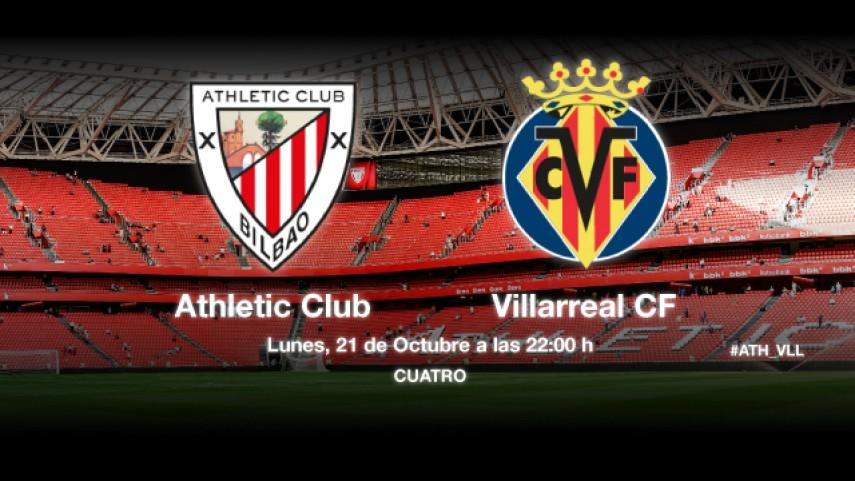 El Villarreal tratará de ganar en San Mamés