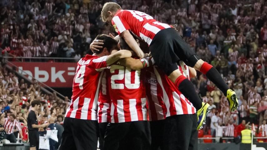 El Athletic ofrece su mejor versión