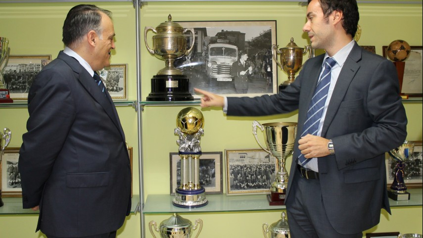 El Eibar, un ejemplo para la LFP