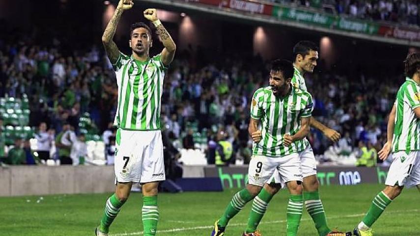 Victorias importantes de Betis y Valencia