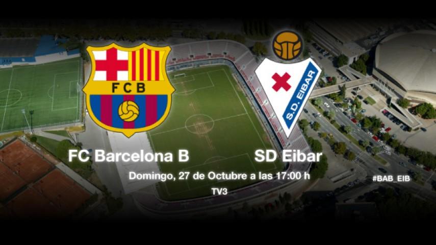 Duelo de rivales directos en Barcelona
