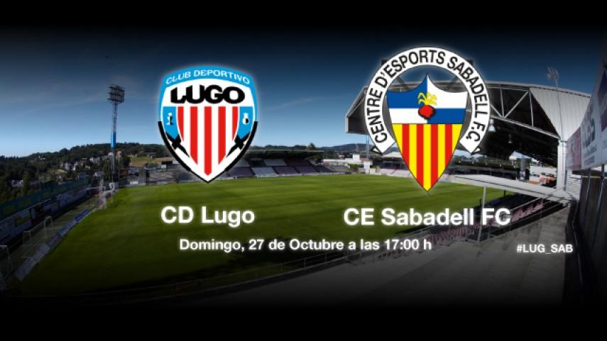 El Lugo no se fía del Sabadell
