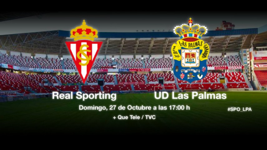 Sporting y Las Palmas quieren volver a ganar