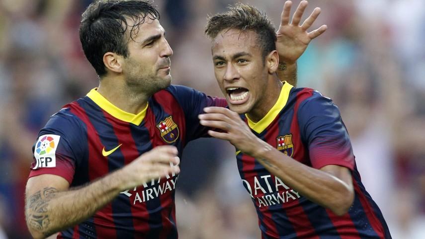 Triunfo del Barcelona en El Clásico
