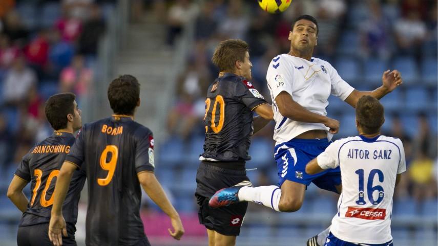 El Tenerife logra su segunda victoria consecutiva
