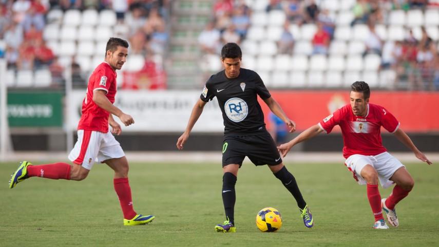 El Córdoba sigue sin ganar en casa