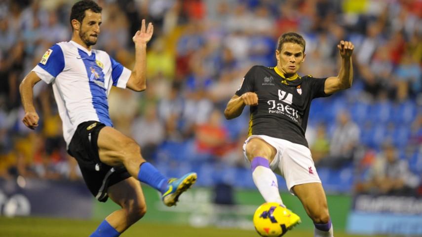Hugo Álvarez, nuevo jugador del Murcia