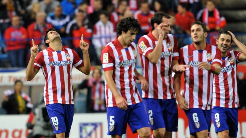 Exhibición de goles en el Calderón