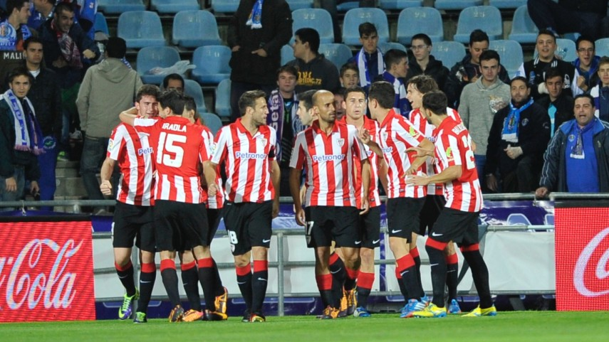 El Athletic se afianza en la quinta plaza