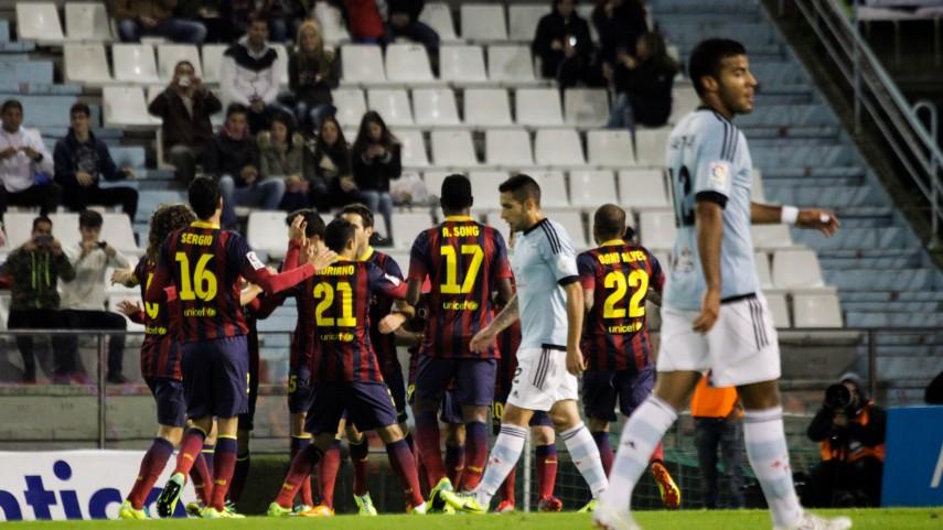 El Barcelona suma y sigue