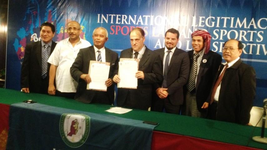 La LFP y la UCAM impulsan la modernización del fútbol en Indonesia