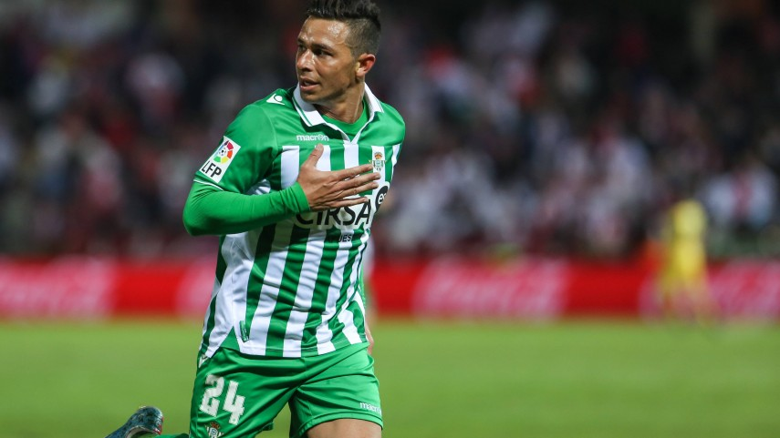 Nuevo paso para Rubén Castro