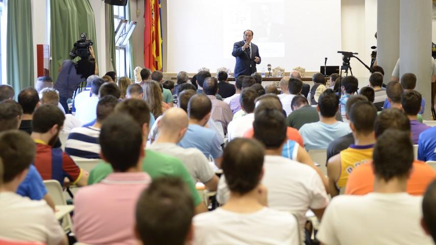 La LFP, en el Máster de Periodismo Deportivo de Sevilla