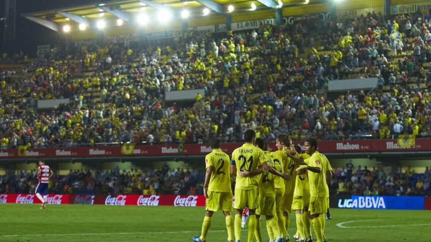 Grandes expectativas del Villarreal