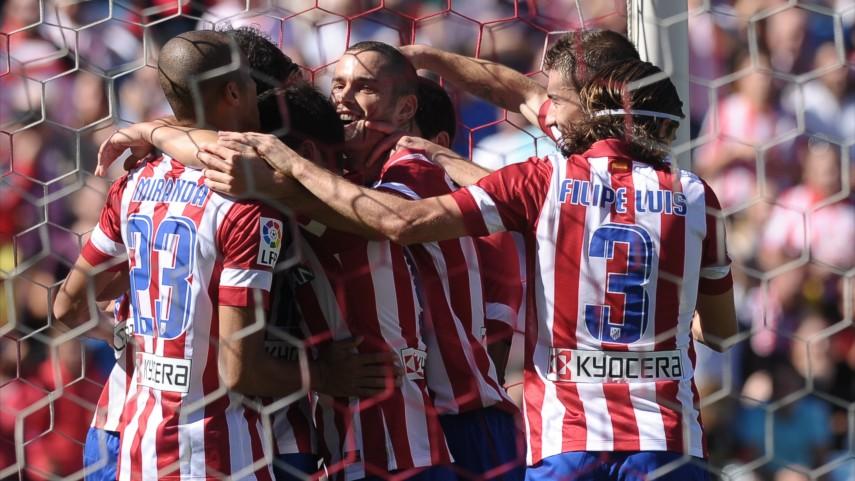 Un Atlético memorable