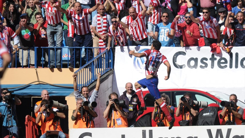 El Atlético sigue imparable