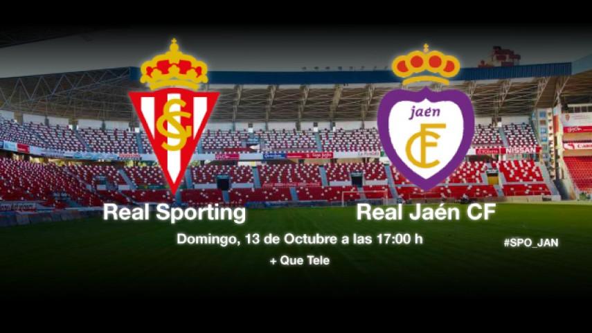 El Jaén busca la conquista del Molinón