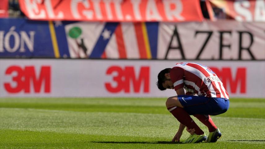 Villa no jugará con España