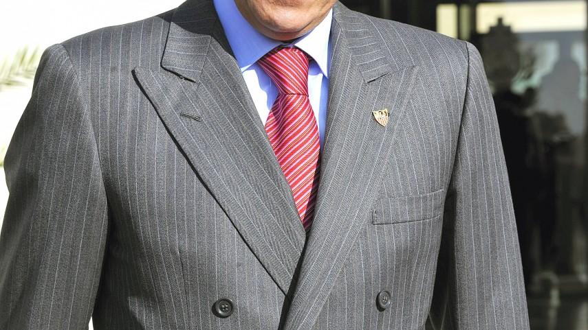 Del Nido deja la presidencia del Sevilla