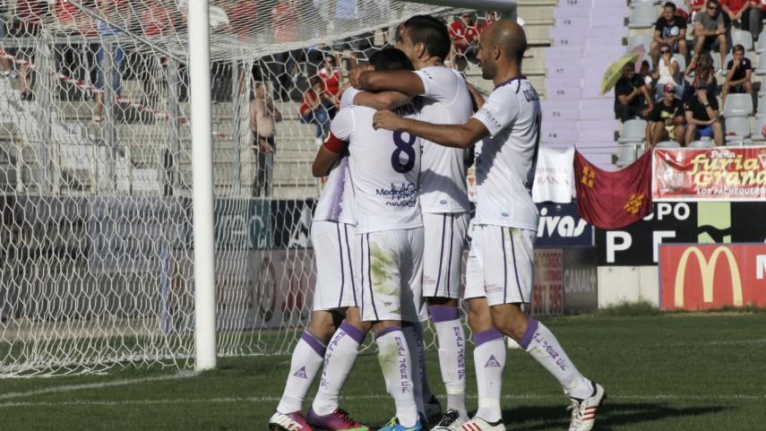 El Jaén cree en la permanencia
