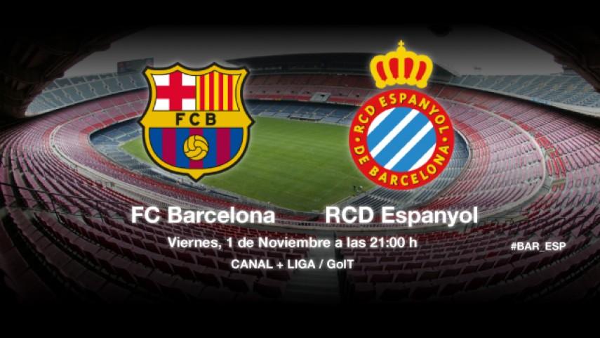 El Espanyol, ante el liderato del Barcelona