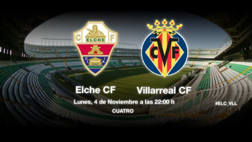 El Villarreal evalúa el progreso del Elche