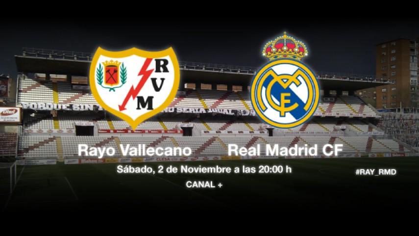 El Madrid, ante el orgullo del Rayo