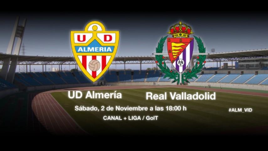 El Almería quiere más