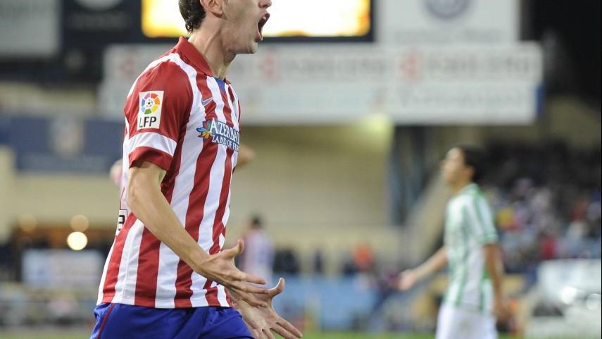 Godín renueva con el Atlético