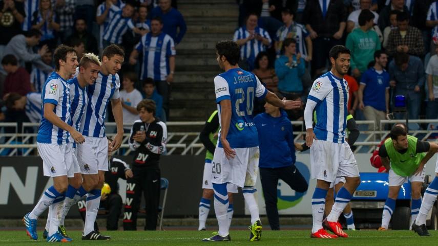 Tablas para los equipos españoles en la Champions League