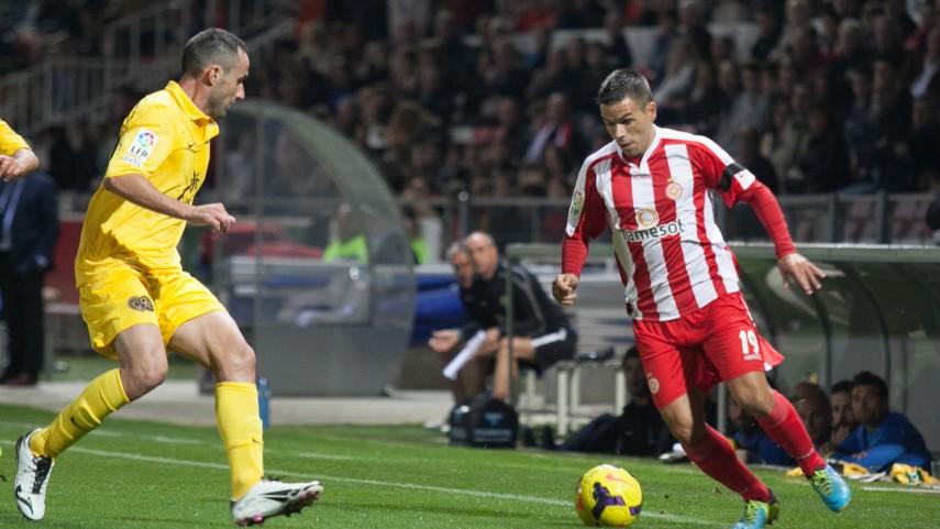 Felipe Sanchón renueva con el Girona