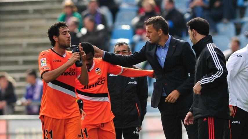 Valencia, Granada y Málaga vuelven a ganar