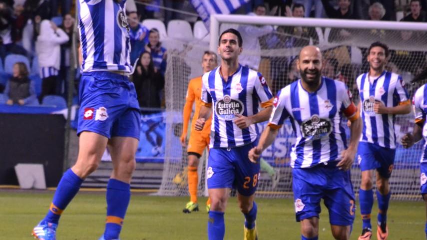 Marchena, el talismán del Deportivo
