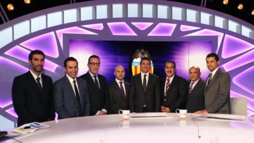 Amadeo Salvo y la LFP en Oriente Medio, protagonistas en Al Jazeera Sports