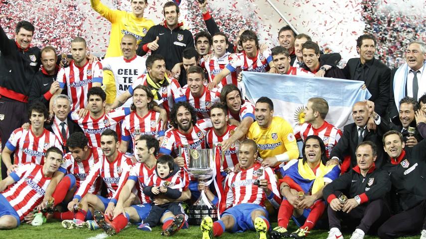 El Atlético se estrena en la Copa